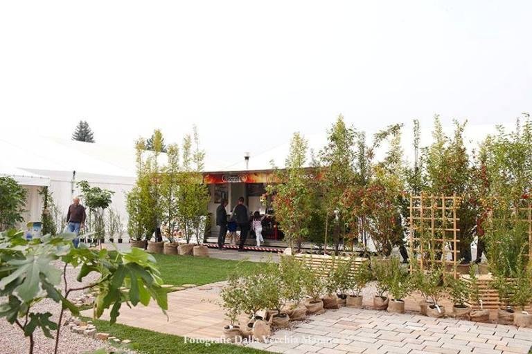 03 - Mostra Artigianato 2012 - L'ingresso della Mostra